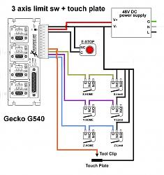 Wiring diagram for limit switches with g540?-gecko-3-axis-limit-switch-touch-probe