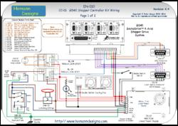 Wiring diagram for limit switches with g540?