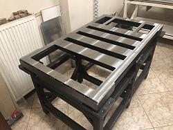 Epoxy granite in metal frame.-0-02-03-09ce098039f6fa7629ecc82d2f7c21c0b852e4d1c4c9823c44e597a9cb92359e_60dcaee8_1535527340-jpg