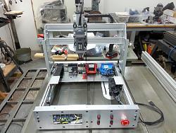 Building my first CNC machine - Shapeoko-20140804_155051-jpg