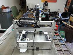 Building my first CNC machine - Shapeoko-20140804_155127-jpg