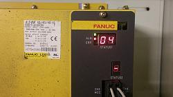 Need Help! Fanuc Alarm 1400, 607, 613, 9004