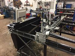 New Machine Build CNC Plasma 4x8