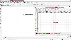 RDworksV8 plugin not working for corelDRAW graphics suite 2018