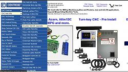 Centroid Acorn add DIY & Complete Control Replacements for ShopBot