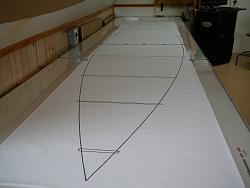 jumbo 3 boards to digitize a 1968 Kayak Plan and build it-p1000072-jpg