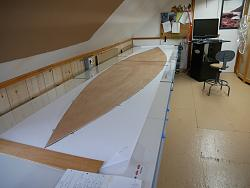 jumbo 3 boards to digitize a 1968 Kayak Plan and build it-p1000107-jpg