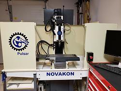 FOR SALE: Novakon Pulsar Four Axis CNC Mill with Servo Motors ilieu of Stepper-cnc-mill-1a-jpg