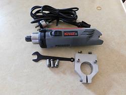 Kress 1050 FME -1  Router Spindle Motor-kress-1050-fme-jpg
