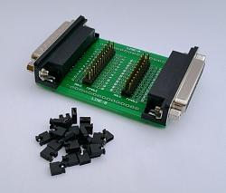 CNC 3040 Switching from Broken Y-axis driver to A-axis driver in software.-db25-25pin-male-female-adapter-jpg