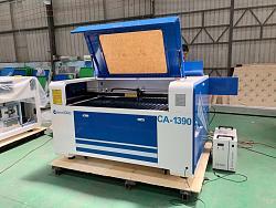 Jinan CAMEL 1390 CO2 LASER CUTTING MACHINE-_20190605145858-jpg