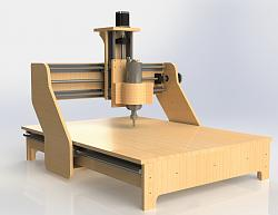 CNC machines from plywood-01-jpg