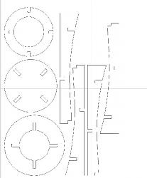 Traced out a shop stool from a full sized diagram-stool2-jpg