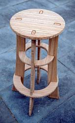 Traced out a shop stool from a full sized diagram-stool4-jpg