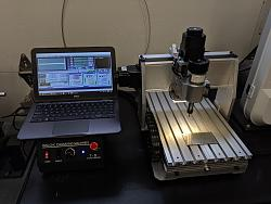 3-Axis 3040 CNC Upgraded Controller, Drivers, Limit Switches, Spindle-img_20190808_080840-jpg