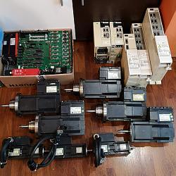 Mitsubishi Cincom Citizen Parts for sale-img_20190709_165649-jpg