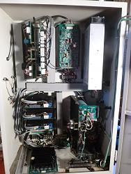 Dyna Myte DM2800 Retrofited Control & Axis Drives-p1020790-jpg