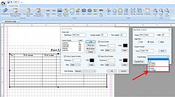 the customization of the sheet layout report-111-jpg