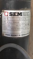 Please advise: Servo motor SEM MT22R2-24 - pair + controller-e7f7d140-e4e4-43ed-960f-3aeb8c957afd-jpg