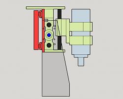 6040 X axis strengthening again.-gantry-3-jpg