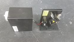Synrad Firestar V30 and parts from GCC LaserPro C180 for sale-1st-mirror-assembly-jpg