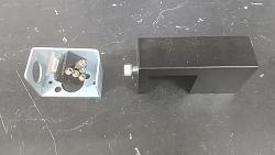 Synrad Firestar V30 and parts from GCC LaserPro C180 for sale-2nd-mirror-assembly-jpg
