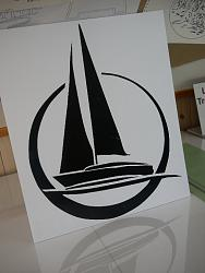 tracing a sailboat design and creating a dxf  file for cutting-net4-jpg