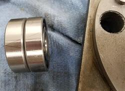 Ball screw support bearing questions. Are 0 bearings necessary on this machine?-20191102_192326-jpg