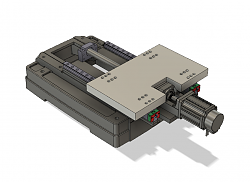 PM-932m CNC Conversion-pm-932m-linear-rails-v6-base-iso