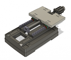PM-932m CNC Conversion-pm-932m-linear-rails-v6-base-back