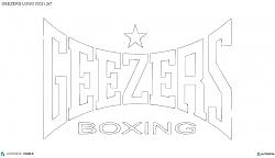 Share Your Files    Part or Art-geezers-logo-002-dxf-jpg