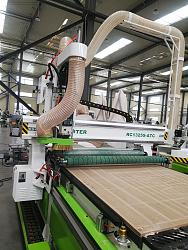 ATC CNC router 1325 with 16 tools for wood panel cabinet furniture-img_20191122_133838-jpg