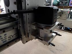 For Sale - CNC Router 5'x5' Travel by CNT Motion System - Servo Control, Low Hours-sam_4596-jpg