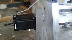 bolt frame build-gantry-drive-side-view-4-jpg
