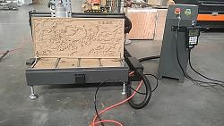 Engraving by desk table cnc router-3-jpg