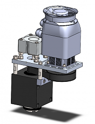 ATC Spindle Assembly using a Chinese BT30 Spindle Cartridge-cad-view-png