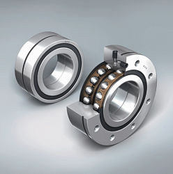 ATC Spindle Assembly using a Chinese BT30 Spindle Cartridge-nsk-ballscrew-super-precision-thrust-bearing-png