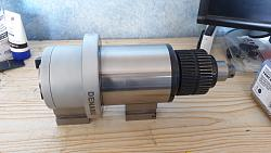 ATC Spindle Assembly using a Chinese BT30 Spindle Cartridge-20200118_143701-jpg