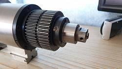 ATC Spindle Assembly using a Chinese BT30 Spindle Cartridge-20200118_143720-jpg