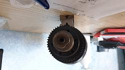 ATC Spindle Assembly using a Chinese BT30 Spindle Cartridge-20200118_144700-jpg