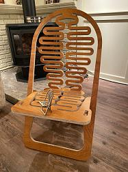trace a plywood slotted chair designed by Gregg Fleishman-pic3-jpg