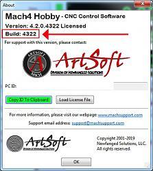 Software build versions - Mach4, ESS-004-mach4-now-current-feb-2020-jpg
