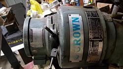 selling 2hp crown vertical mill head(head only)-20200210_094330-jpg