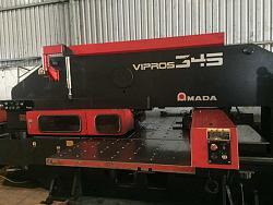 AMADA VIPROS 345(357) HYDRAULIC SCHEMATIC-vipros-jpg