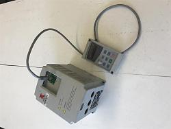 FS - ESS, NEMA 34 motors, Leadshine M860 drives, VFD, 2.2kw spindle & more-vfd1-2-jpg