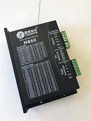 FS - ESS, NEMA 34 motors, Leadshine M860 drives, VFD, 2.2kw spindle & more-leadshine-m860-jpg