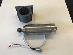 FS - ESS, NEMA 34 motors, Leadshine M860 drives, VFD, 2.2kw spindle & more-2-2kw-spindle-jpg