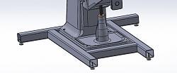 Boss 8 CNC retrofit and 5 HP upgrade - Build thread-base-jpg