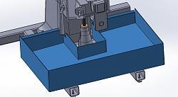 Boss 8 CNC retrofit and 5 HP upgrade - Build thread-tray-jpg