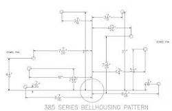 CAD drawings of most popular V8 engine bellhousing patterns-ford-460-bell-housing-jpg